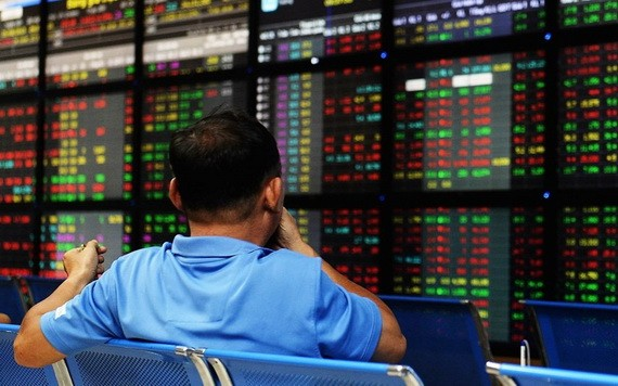 昨(19)日下午,越南股指收盤暴跌60.94點。(示意圖源:互聯網)