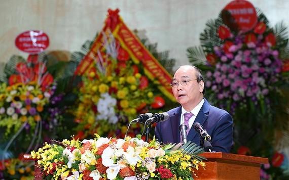 政府總理阮春福。(圖源:廷仲)