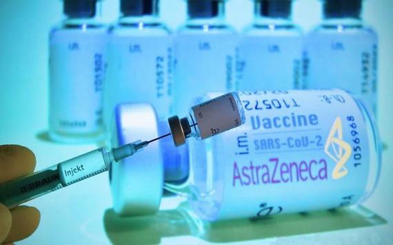 英國阿斯利康公司研發的新冠疫苗。(圖源:互聯網)
