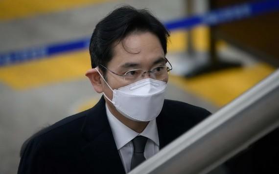 三星電子副會長李在鎔。(圖源:AFP)
