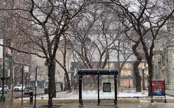 美國各地紛紛發佈冬季風暴和暴風雪警報。(圖源:互聯網)