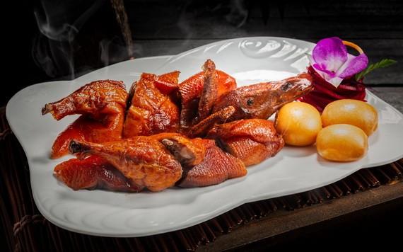 文華大酒樓推出迎春特色菜餚