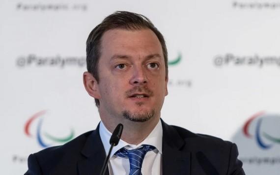 國際殘奧會(IPC)主席安德魯‧帕森斯。(圖源:Getty Images)