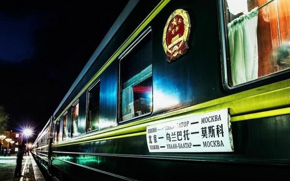 K3列車。(圖源:互聯網)