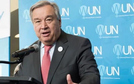 聯合國秘書長古特雷斯。(圖源:Getty Images)