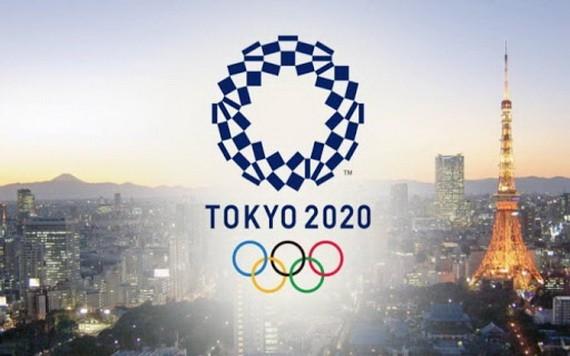 東京奧運會橫幅。(圖源:互聯網)