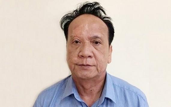 平陽省稅務局原局長黎文莊。(圖源:楊黎)