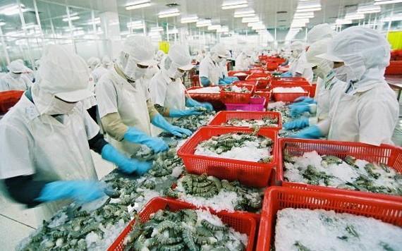 697 企业达向台湾出口水产品标准