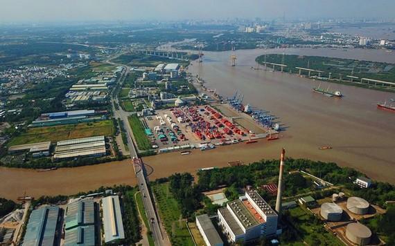 根据旧规划,协福都市区的规划面积为1354公顷,位于协福港都市区的 3900公顷总体规划区之内。