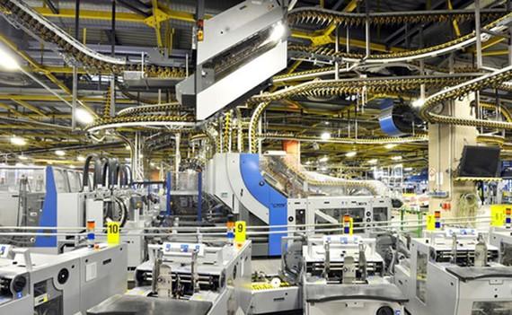 越南各企业的生产设备日趋自动化以提升在市场上的竞争力。