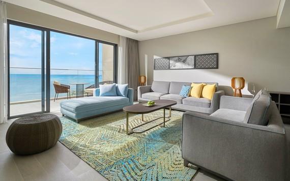 富國Crowne Plaza Phu Quoc Starbay酒店即將開張營業。