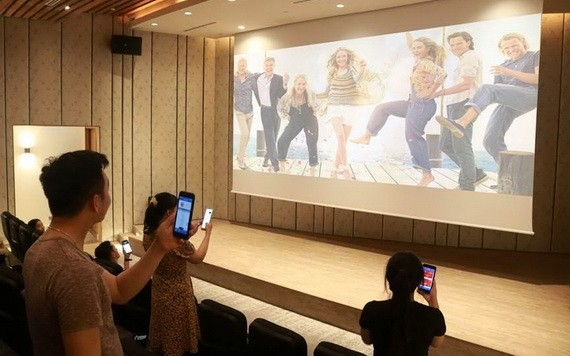 Alma 度假區推出自娛歌唱電影版活動