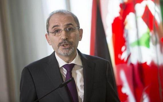 約旦副首相兼外交與僑務大臣薩法迪。(圖源:Getty Images)