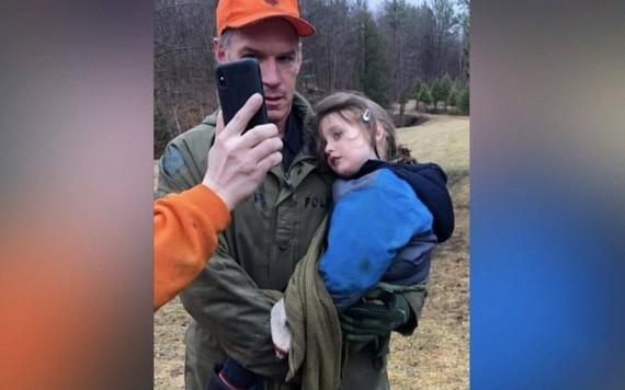 3歲童失蹤3天尋回奇跡無恙
