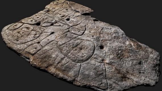 4000 年前石板或為歐洲最早 3D 地圖