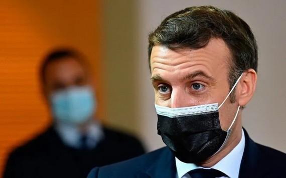 """法國總統馬克龍宣佈,將廢除法國國立行政學院,新成立一所""""公共服務學院""""取代它。(圖源:AFP)"""