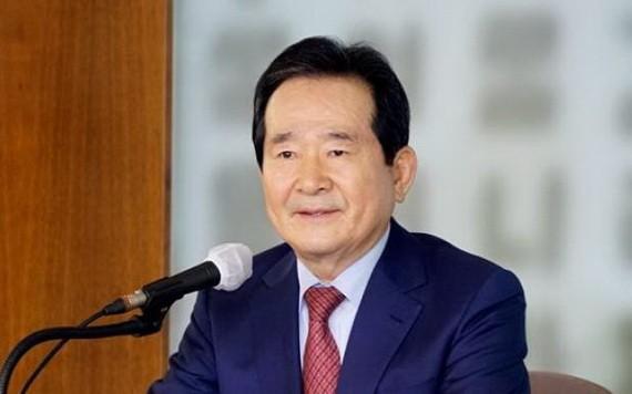韓國總理丁世均。(圖源:互聯網)