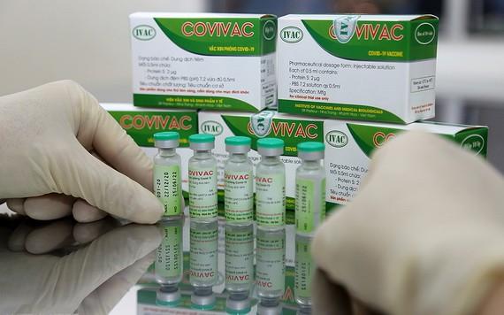 國產COVIVAC新冠疫苗。(圖源:VNE)