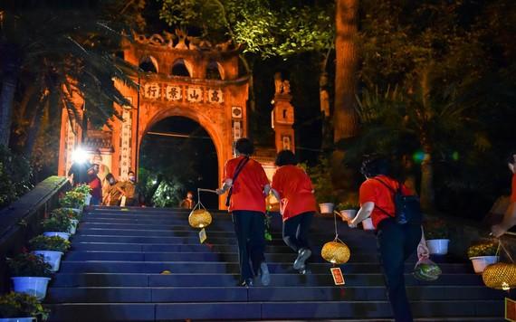 雄王廟開設晚上參觀計劃
