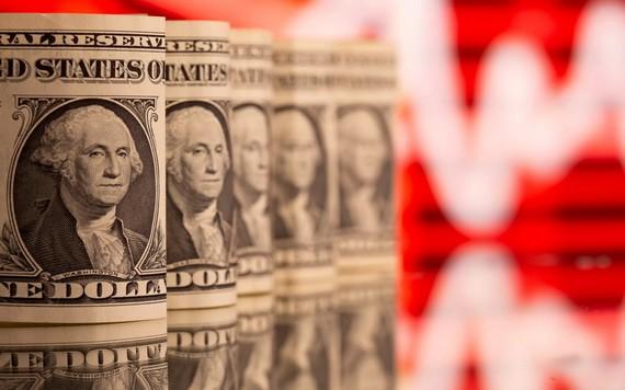 美國財政部表示,從2020年10月到今年3月底的6個月間,美國創下破紀錄的財政赤字。(示意圖源:路透社)