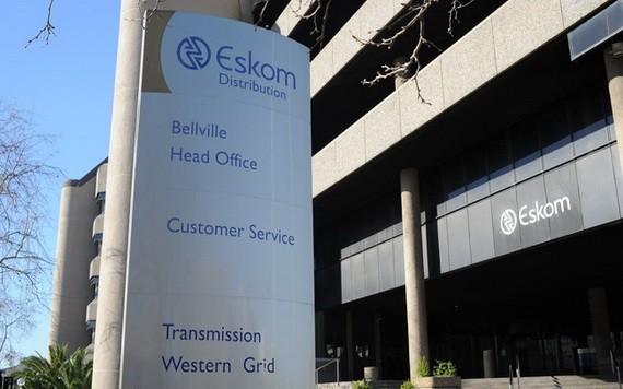 圖為南非國家電力公司辦公大樓。(圖源:互聯網)