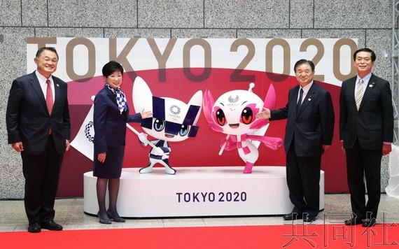 東京奧運倒計時100天
