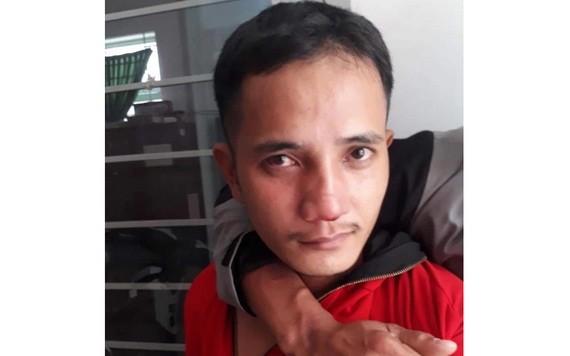 被刑拘的嫌犯黎尹俊。(圖源:警方提供)