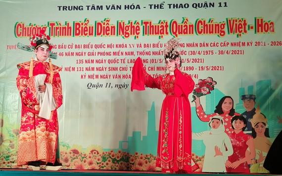 保存華人傳統文化藝術活動