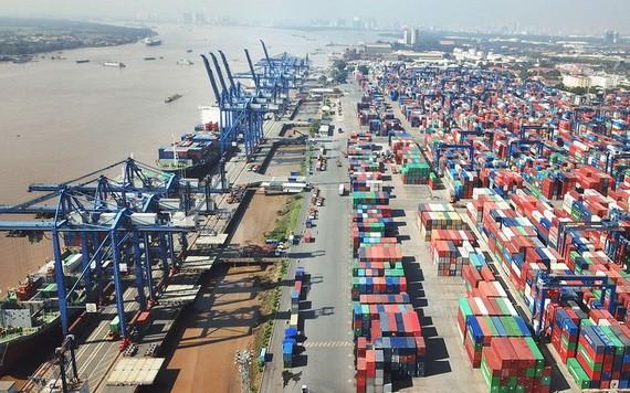 本市從今年7月1日起,將開展徵收海港基礎設施費。圖為桔萊港一瞥。(圖源:黎仙)