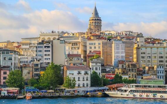 圖為伊斯坦布爾一旅遊景點。(圖源:互聯網)