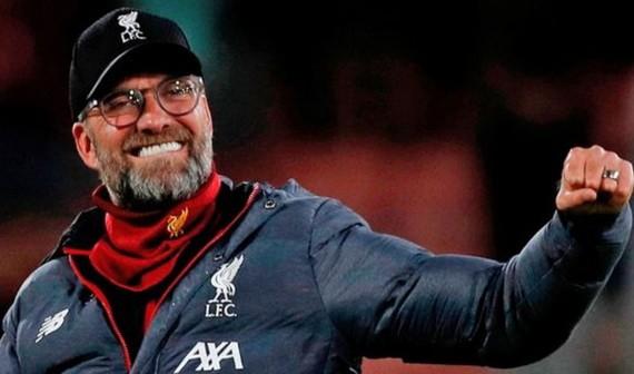 利物浦主教練克洛普。(圖源:互聯網)