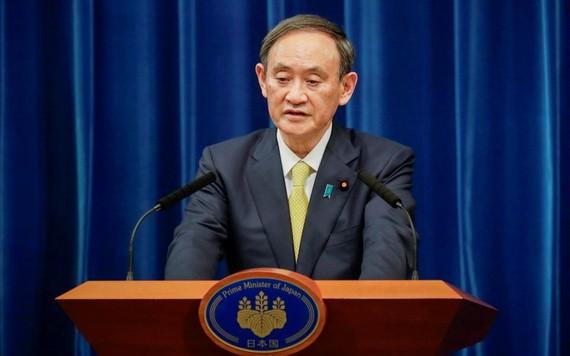 日本首相菅義偉。(圖源:路透社)