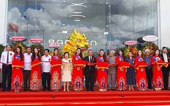 平仙公司第六間工廠在茶榮省落成