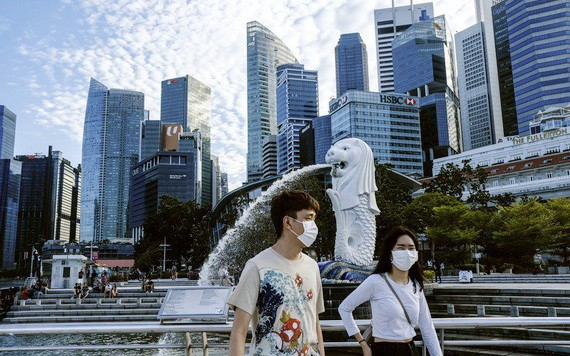 新加坡交通部長王乙康今天證實,新加坡已提議與台灣建立航空旅遊泡泡及相互承認疫苗接種證明。(圖源:AP)