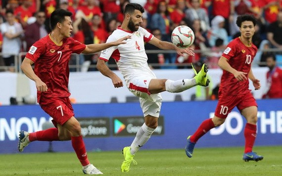 國足隊將與約旦隊進行友誼賽