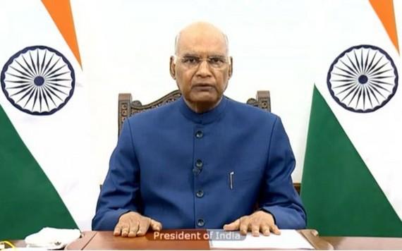 印度總統拉姆‧納特‧科溫德。(圖源:Getty Images)