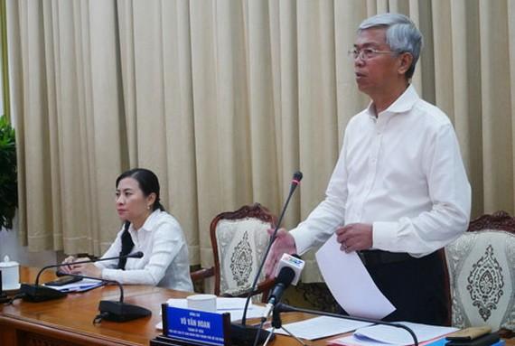 市人委會副主席武文歡指導各郡縣繼續宣傳,以免噪音 污染捲土重來。