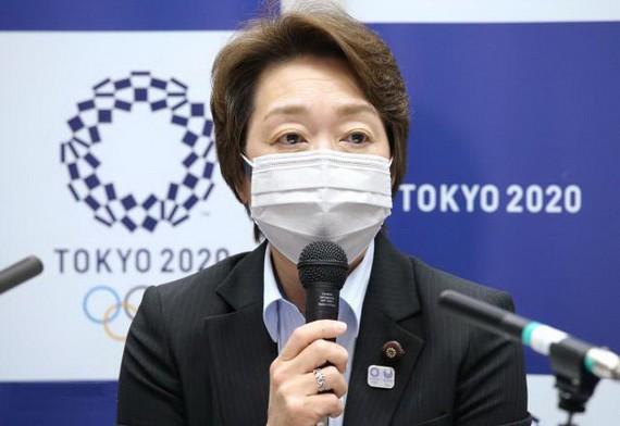 東京奧組委主席橋本聖子。(圖源:互聯網)