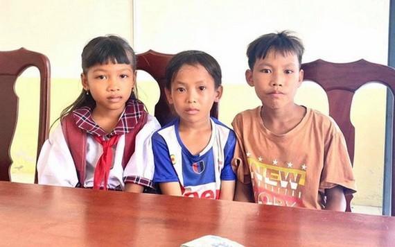 3名學生拾金不昧