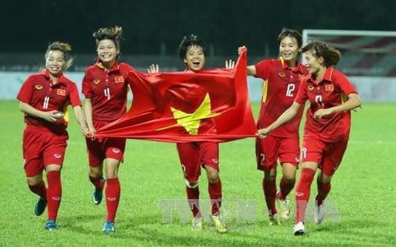 越南女子球隊。(圖源:互聯網)
