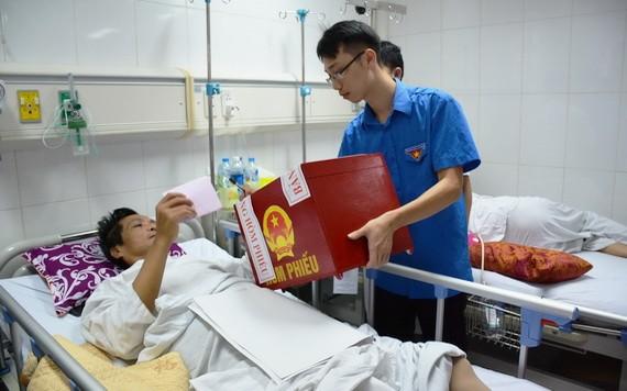 投票箱將獲帶到醫院讓病人履行投票權。