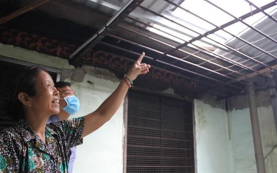 張豐裕先生資助聚群居修葺房子