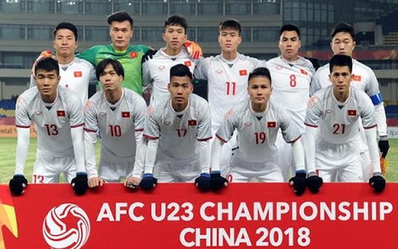 越南U23球隊。(圖源:互聯網)