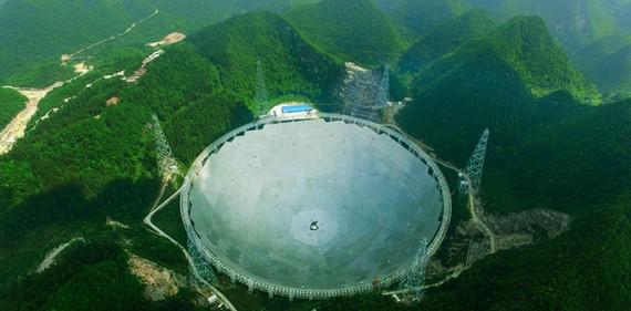 巡天觀測 FAST望遠鏡新發現201顆脈衝星