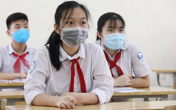 本市推遲高中入學試。(示意圖源:VNN)