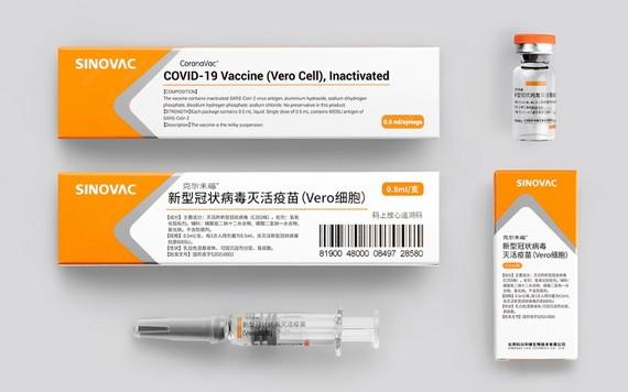 """中國科興""""新冠滅活疫苗-克爾來福""""疫苗。(圖源:互聯網)"""
