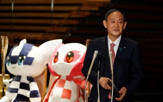 菅義偉傳可能在東京奧運會和殘奧會後,提前舉行大選。(圖源:路透社)