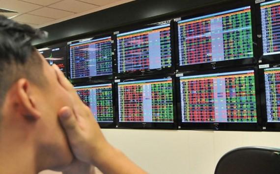越南指數 8日大跌 38.49點,收盤1,319.88點。(示意圖源:互聯網)