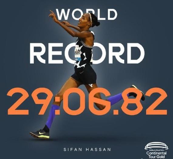 荷蘭選手西凡‧哈桑(圖源:互聯網)