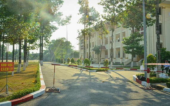 第七軍區軍事學校一隅。(圖源:第七軍區報)